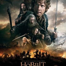 THE HOBBIT: THE BATTLE OF THE FIVE ARMIES [2014]: in cinemas now