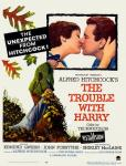 HITCHCOCK MASTER OF SUSPENSE #42: THE TROUBLE WITH HARRY [1955]  [HCF REWIND]