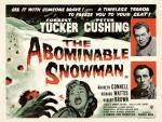 DOC'S JOURNEY INTO HAMMER FILMS #31: THE ABOMINABLE SNOWMAN [1957]