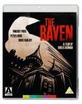 THE RAVEN [1963]: on Blu-ray now in the Six Gothic Tales Boxset, available as a stand-alone Blu-ray March 9th