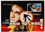 DOC'S JOURNEY INTO HAMMER FILMS #20: PAID TO KILL [1954]