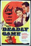 DOC'S JOURNEY INTO HAMMER FILMS #21: THE DEADLY GAME [1954]