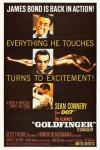 DOC'S JOURNEY THROUGH THE 007 FILMS #4: GOLDFINGER [1964]