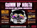 Day 2 of Grimm Up North 3 - The Dead Zone, Black and Blue Q+A, Urban Explorer and Stalker