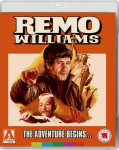 REMO WILLIAMS: THE ADVENTURE BEGINS [1985]: out now on Blu-ray