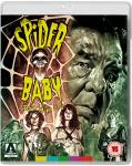 SPIDER BABY (1968) - On DVD and Blu-Ray from 17th June