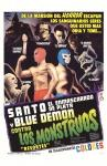 100 Most Bizarre Films Ever Made: 8. Santo and the Blue Demon vs. the Monsters