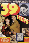 HITCHCOCK MASTER OF SUSPENSE #18: THE 39 STEPS [1935]