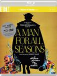 A MAN FOR ALL SEASONS [1966]: On Dual Format 20th February