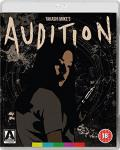 AUDITION [1999]: on Dual Format Steelbook and Blu-ray now