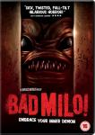 Win 1 of 3 Copies of Horror Comedy BAD MILO! on DVD In Our Competition!