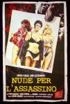 STRIP NUDE FOR YOUR KILLER aka NUDE PER L' ASSASSINO [1975] [HCF REWIND]