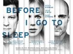 New Clip For Psychological Thriller BEFORE I GO TO SLEEP