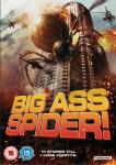 BIG ASS SPIDER! [2013]: on DVD, Blu-Ray and EST 23rd December