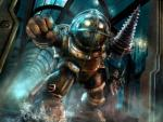 Watch The Opening of BIOSHOCk - Fully Remastered Comparison Trailer