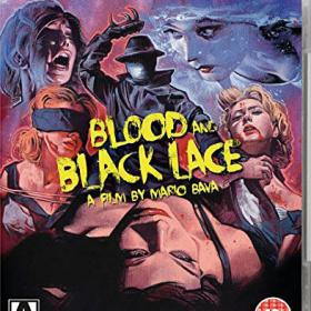 BLOOD AND BLACK LACE [1964]: on Dual Format and Steelbook now