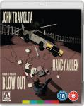 BLOW OUT - On Blu-Ray and Steelbook from 27th May 2013