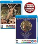 Arrow announce Unlimited Edition Blu-Rays with CALIGULA the first to be released in February 2012