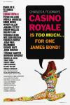DOC'S JOURNEY THROUGH THE 007 FILMS #6: CASINO ROYALE [1967]