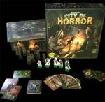CITY OF HORROR [Board Game Review]