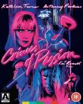 CRIMES OF PASSION [1984]: out now on Dual Format