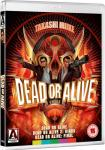 DEAD OR ALIVE TRILOGY #1: DEAD OR ALIVE [1999]: On Dual Format Now