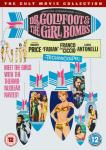 DR. GOLDFOOT AND THE GIRL BOMBS [1966]: on Blu-ray and DVD now