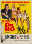 DOC'S JOURNEY THROUGH THE 007 FILMS #2: DR. N0 [1962]