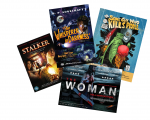 Win some fantastic prizes at Grimm Up North Film Festival, Manchester 6-9th October 2011