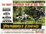 DOC'S JOURNEY INTO HAMMER FILMS #42: YESTERDAY'S ENEMY [1959]