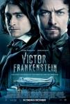 VICTOR FRANKENSTEIN [2015]: in cinemas now