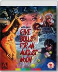 FIVE DOLLS FOR AN AUGUST MOON [1970]: on Dual Format now