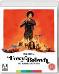 FOXY BROWN (1974) - On Blu-Ray and Steelbook from 24th June 2013