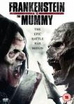FRANKENSTEIN VS. THE MUMMY [2015]: on DVD now