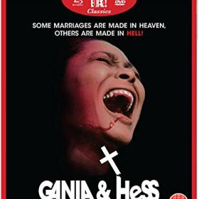 GANJA AND HESS [1973]: on Dual Format Blu-ray and DVD 26th January