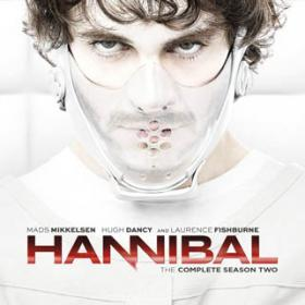 Hannibal Season 2 - Out Now on DVD and Blu Ray