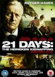 21 DAYS: THE HEINEKEN KIDNAPPING - On DVD and Blu-Ray from 11th March