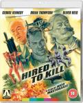 HIRED TO KILL [1990]: on Dual Format now