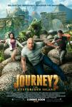 Teaser Poster and Trailer for JOURNEY 2 THE MYSTERIOUS ISLAND starring Dwayne 'The Rock' Johnson and Michael Caine