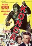 KONGA [1961]: out now on DVD  [HCF REWIND]
