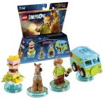 Scooby-Doo Gameplay Revealed For LEGO DIMENSIONS