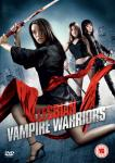Win 1 of 3 Copies of the Action-Packed LESBIAN VAMPIRE WARRIORS on DVD!!