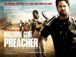 New Stills and Official Quad Poster for MACHINE GUN PREACHER starring Gerard Butler