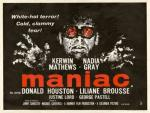 DOC'S JOURNEY INTO HAMMER FILMS #62: MANIAC [1963]