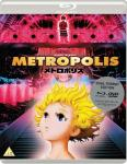 METROPOLIS [2001]: On Dual Format Steelbook 16th January, Dual Format 13th March