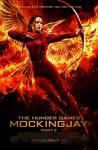 THE HUNGER GAMES: MOCKINJAY - PART 2 [2015]: in cinemas now