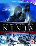 NINJA: SHADOW OF A TEAR [2013]: on DVD and Blu-ray 12th May