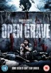 Win 1 of 3 DVDs of Thriller OPEN GRAVE In Our Competition