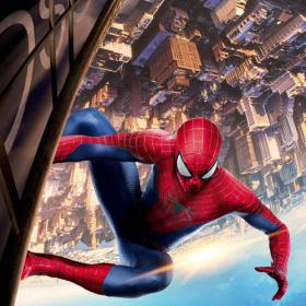 THE AMAZING SPIDER-MAN 2 [2014]: in cinemas now