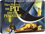 THE PIT AND THE PENDULUM (1961) - On Blu-Ray, Steelbook and Six Gothic Tales Boxset